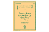 24 Italian Songs & Arias of the 17th & 18th Centuries - Medium High Voice