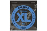 D'Addario ECG25 Chromes Flatwound Light Electric Strings .012-.052