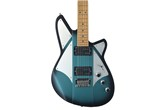 Reverend Billy Corgan Signature Guitar -  Satin Deep Sea Blue Burst