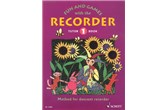 Fun & Games with the Recorder - Descant Book 1