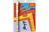 Recorder Fun! Cartoon Songbook
