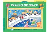 Music for Little Mozarts: Lesson Book 2