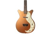 1965 Danelectro Shorthorn DC-1 Copper w/chipboard case
