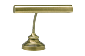 House of Troy 40W AP14-40-71 Piano Lamp (Antique Brass)