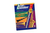 Accent on Achievement Baritone Lesson Book 1 (Bass Clef)