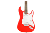 Squier Affinity Series Stratocaster Electric Guitar (Race Red)