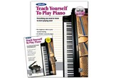 Alfred's Teach Yourself to Play Piano Book / DVD Combo Pack