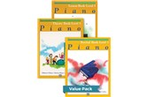 Alfred's Basic Piano Library Lesson, Theory, Recital 3 (Value Pack)