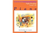 Alfred's Basic Piano Library: Sight Reading Book 1A