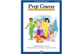 Alfred's Basic Piano Prep Course: Technic Book E