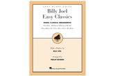 Billy Joel Easy Piano Classics