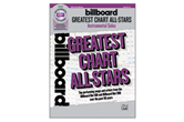 Billboard Greatest Chart All Stars (Alto Sax)