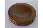Jansen 836 Small Satin Walnut Caster Cup