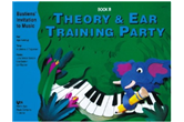 Bastiens' Invitation to Music: Theory & Ear Training Party, Book B