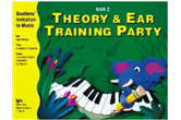 Bastiens' Invitation to Music: Theory & Ear Training Party, Book C