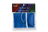 Hodge Clarinet Blue Silk Swab