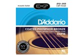 D'Addario EXP16 Light Acoustic Strings