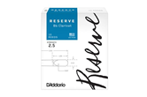 D'Addario Reserve Clarinet Reeds (2.5, 10 Pack)