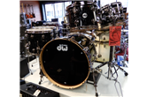 Used DW Collector Series 5 Piece Drum Set (Black Velvet)