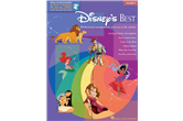 Disney's Best, Easy Piano Play-Along