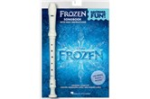 Frozen - Recorder Fun! Recorder & Book Bundle