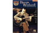 Django Reinhardt Guitar Play-Along Book w/CD (Vol. 144)