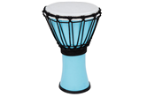 "Toca Freestyle Colorsound 7"" Djembe (Pastel Blue)"