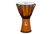 "Toca 7"" Freestyle Colorsound Djembe (Metallic Orange)"