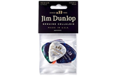 Dunlop Celluloid Medium Variety Picks (12 Pack)