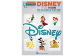 Disney Easy Instrument Play Along (French Horn)