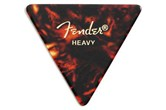 Fender 355 Classic Tortoise Shell Picks (12 Pack)