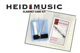 Heid Music Clarinet Care Kit