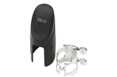 Rico Clarinet Silver H-Ligature and Cap