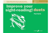 Improve Your Sight-Reading! Piano Duet, Grade 2-3