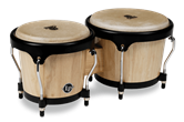LP Aspire 6.75/8 Bongos (Natural)