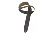 "Levy's 2"" Suede Guitar Strap (Black)"