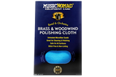 MusicNomad Microfiber Untreated Polish Cloth