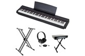 Yamaha P-125 Basic Bundle