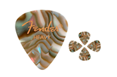 Fender Pick Pack 12 (Abalone Heavy)