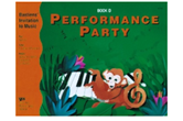 Bastiens' Invitation to Music: Performance Party, Book D