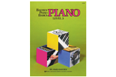 Bastien Piano Basics: Piano: Level 3