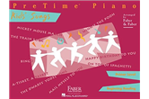 Faber PreTime Kids Songs (Primer Level)