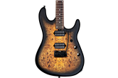 Sterling Jason Richardson Cutlass 6 - Poplar Burl
