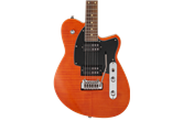 Reverend Reeves Gabrels Signature Guitar - Orange Flame Maple