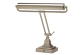 "House of Troy 15"" Desk Piano Lamp"