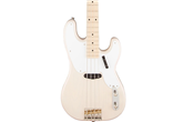 Squier Classic Vibe 50s Precision Bass Guitar (Maple White Blonde)