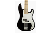 Fender Standard Precision Bass (Black) - Maple Neck