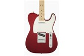 Fender Standard Telecaster (Candy Apple Red) - Maple Neck