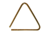 "Grover Pro 4"" Bronze Piccolo Triangle"