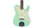 Used 2017 Fender Surf Green Parallel Universe Jazz Telecaster